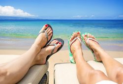 Beach Shoes from Sanibel Sole