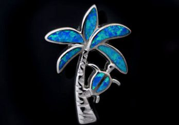 Pendant from Shiny Objects, Sanibel Island in Florida